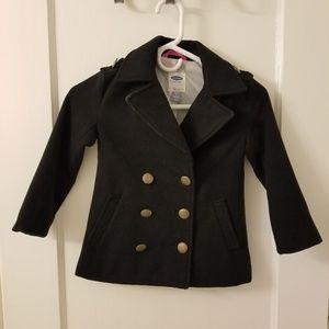 Children's Pea Coat 5T/XS